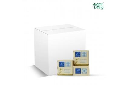 Palestinian Olive Oil Nabulsi Soap Bar 150gm X 12 box (1 CTN)