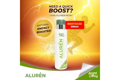 Aluren Virgin Coconut Emulsion 200ml (1 ctn)